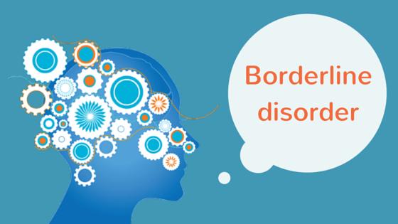 Borderline disorder (Infographic)
