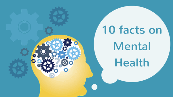 10 facts on Mental Health (Infographic)