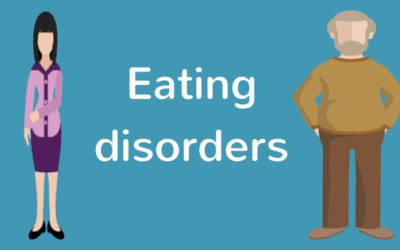 Eating disorders (Infographic)
