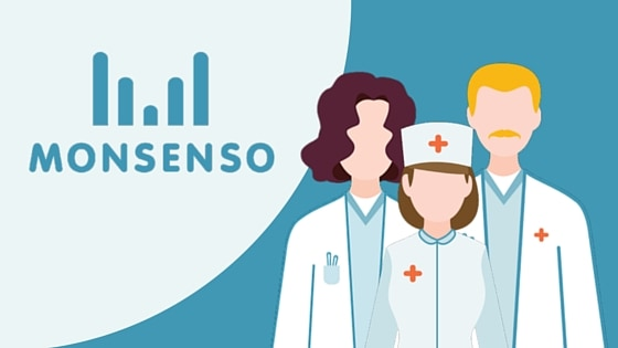 Monsenso, mHealth for mental health (Infographic)