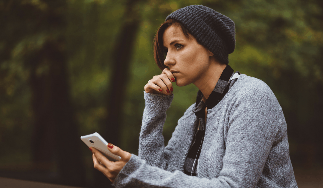 Smartphones as data-collection tools for mental health