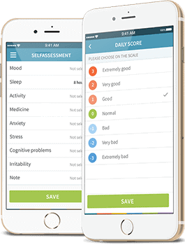 mHealth solution for clinical trials