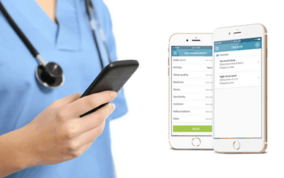 mHealth -scalable and cost-effective mental healthcare