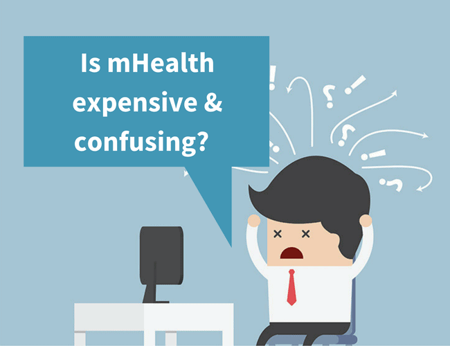 Interested in using mHealth technology but don't know how to start?