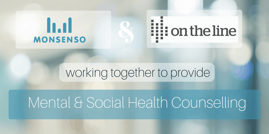Monsenso partners with Australian Mental & Social Health Counselling Service Provider On the Line