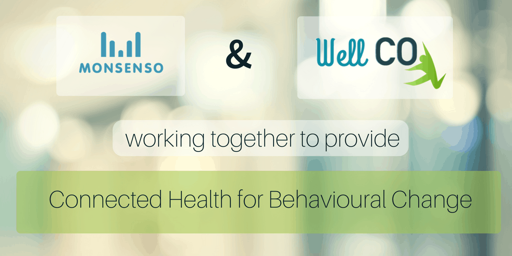 Monsenso leads mental health component of H2020 funded WellCo Virtual Coach for Behavioural Changes