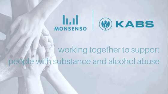 Leading Danish addiction treatment center, KABS, enhances treatment services with data-driven mobile health technology
